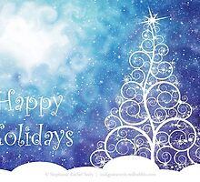 Happy Holidays by Stephanie Rachel Seely