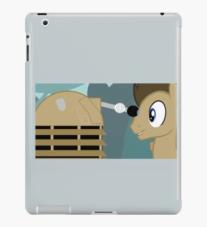 Dr Whooves iPad Case/Skin