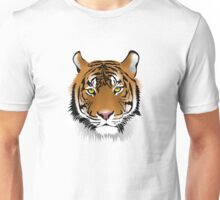 Hypnotic Bengal Tiger Unisex T-Shirt