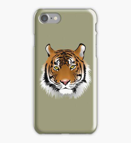 Hypnotic Bengal Tiger iPhone Case/Skin