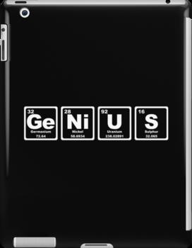 Genius - Periodic Table by graphix