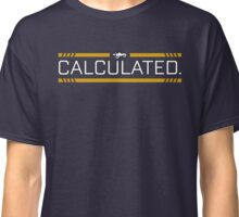 Rocket League Calculated Funny Gifts Classic T-Shirt