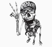 Obey Skeleton by KreepyKween