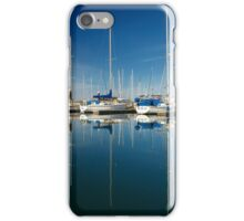 Calm Masts iPhone Case/Skin