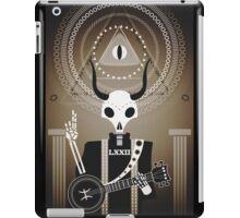 Dead Man Banjo iPad Case/Skin