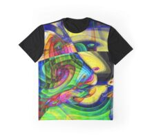 My Picasso Fractal Graphic T-Shirt