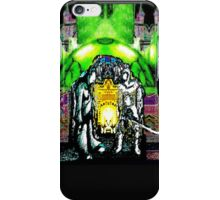 PSYCHEDELIC POWER PLANT TWINS iPhone Case/Skin
