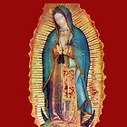 Our Lady Virgin Mary of Guadalupe Tilma Virgen Maria by hispanicworld
