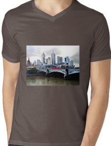Melbourne Aids Conference 2014 Mens V-Neck T-Shirt