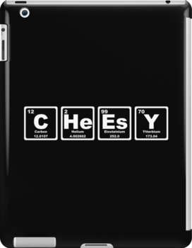 Cheesy - Periodic Table by graphix