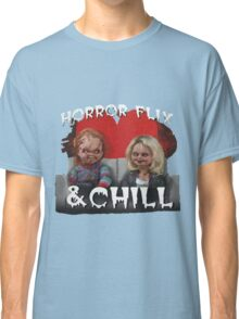 Horror Flix & Chill Classic T-Shirt