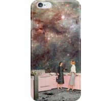 Luna Kitchen with a View iPhone Case/Skin