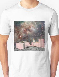 Luna Kitchen with a View Unisex T-Shirt
