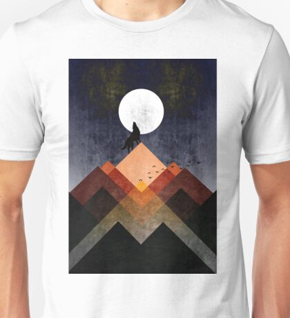The Wolf Home Unisex T-Shirt