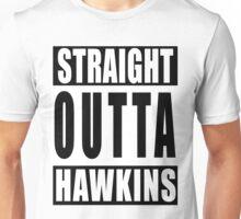 Straight Outta Hawkins Unisex T-Shirt