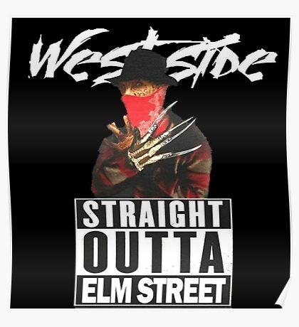 Westside Slasher Poster