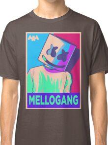 Marshmello Mellogang Neon Classic T-Shirt