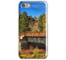 Susan River Bridge On The Bizz iPhone Case/Skin