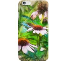 Flower Impressions iPhone Case/Skin