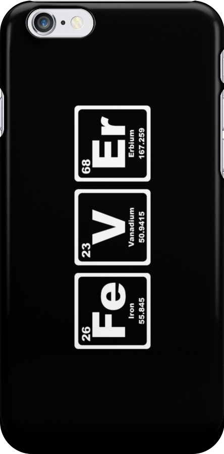 Fever - Periodic Table by graphix
