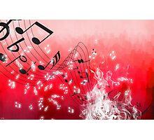 Musicalities Photographic Print
