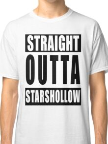 Straight Outta Stars Hollow Classic T-Shirt