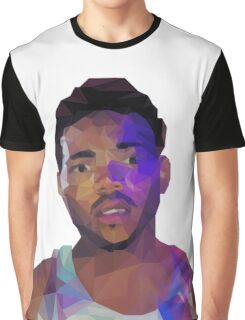 Acid Rap Low-Poly Graphic T-Shirt