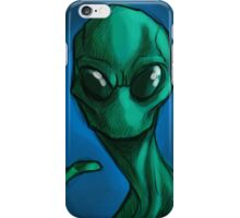 Classic Alien iPhone Case/Skin
