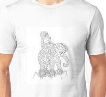 People who buy this shirt Unisex T-Shirt
