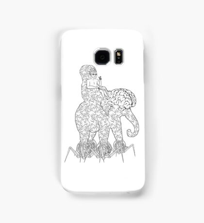 People who buy this shirt Samsung Galaxy Case/Skin