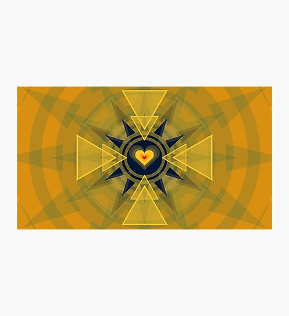 Heart of Compassion Photographic Print
