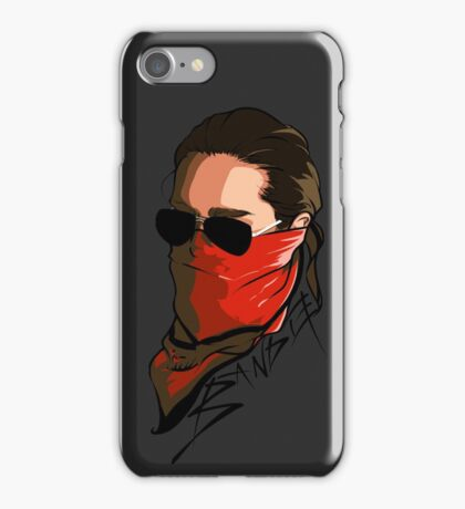 Bandit - TK iPhone Case/Skin