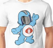 Cobra Commander Bear Unisex T-Shirt