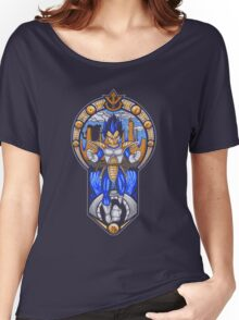 Prince of all Saiyans Women's Relaxed Fit T-Shirt