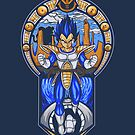 Prince of all Saiyans by CoDdesigns