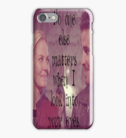 Love Quote 27 iPhone Case/Skin