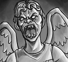 Weeping Angel! by stygiansatyr