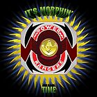 It's Morphin' Time (Dragonzord) by joshjen10