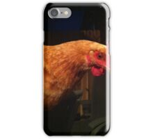 Buffy the Chicken iPhone Case/Skin