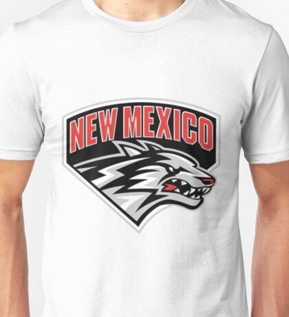 New Mexico University Lobos Unisex T-Shirt