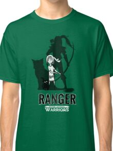 AFTER SCHOOL WARRIORS: RANGER Classic T-Shirt