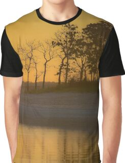 Morning Reflections | Noyack, New York Graphic T-Shirt