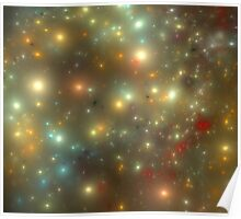 Universal Galaxies Poster
