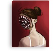 Ballerina Dentata Canvas Print