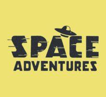 Wilde & Sweet - Space Adventures Kids Tee