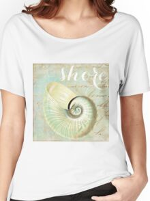 Turquoise Beach III Women's Relaxed Fit T-Shirt