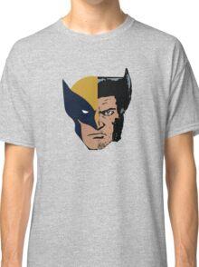 Wolverine Logan Face Classic T-Shirt
