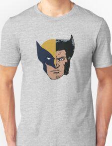 Wolverine Logan Face T-Shirt