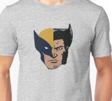 Wolverine Logan Face Unisex T-Shirt