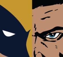 Wolverine Logan Face Sticker